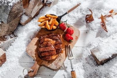 Пикник зимой на природе – лучшие идеи и блюда