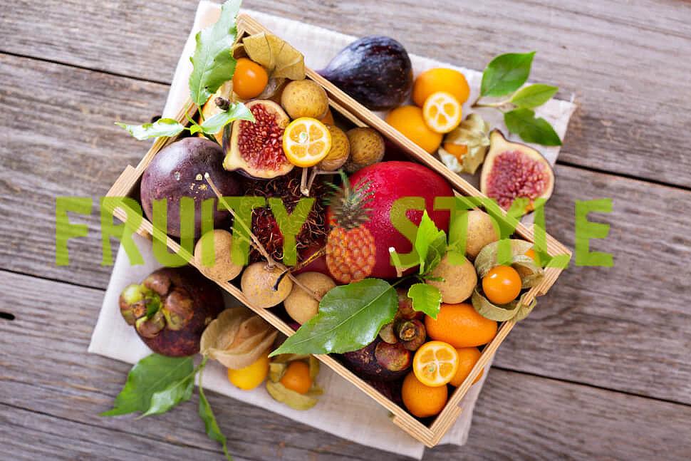 Экзотический фруктовый Тайский набор